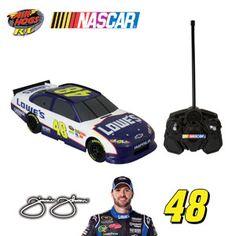 Air Hogs 1:24th RC NASCAR - Jimmie Johnson
