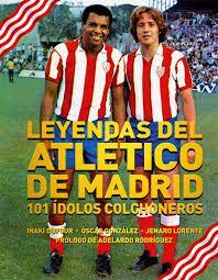 LEYENDAS DEL ATLETICO DE MADRID. 101 Ídolos colchoneros Real Madrid, Best Football Players, Random, Fictional Characters, Sport, Football Team, Athlete, Fantasy Characters, Casual