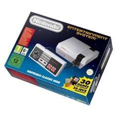 ¿Quieres ser de los primeros en enterarte cuando la Mini #NES se ponga a la venta?¡Anótate y te avisamos!  #nintendo #minines