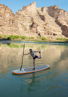 Sup Yoga Tamara Jacobi Sup Stand Up Paddle, Sup Paddle, Sup Surf, Paddle Board Yoga, Standup Paddle Board, Offshore Wind, Sup Yoga, Learn To Surf, Outdoor Fire