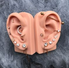 16g 516 38 Arrow /& Opal Bead Curved Twist Lip Cartilage Ring Piercing Jewelry Twisted Hoop 1.2mm