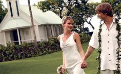 Couple at Bayview Wedding Gardens