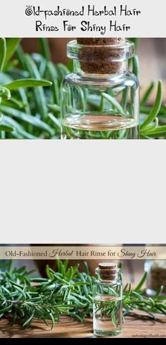 An Easy, DIY Old-Fashioned Herbal Hair Rinse Recipe for Shiny Hair - Our Heritage of Health Healthy Hair Remedies, Hair Rinse, Shiny Hair, Herbalism, Modern, Diy Beauty, Easy Diy, Recipe