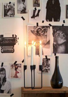 Candlestick HEIMA by Normann Copenhagen
