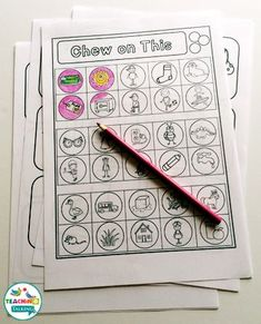 Big Value Bundle of Speech Therapy Activities: Articulation Notebooks Articulation Activities, Speech Therapy Activities, Speech Language Pathology, Language Activities, Speech And Language, I Can Statements, Positive Reinforcement, Printable Worksheets, Interactive Notebooks