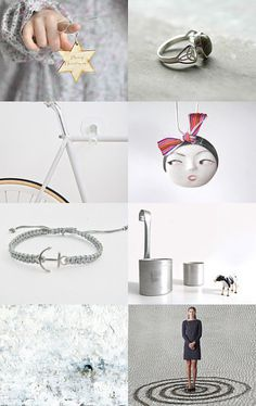 Winter Gifts! by Ilona Rudolph on Etsy--Pinned with TreasuryPin.com