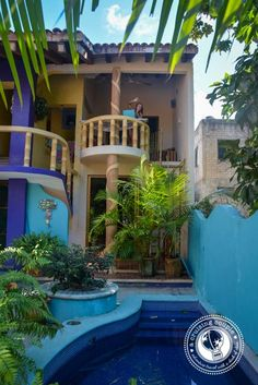 A Preview of Life in San Pancho, Mexico - House in San Pancho. via @Casey @ A Cruising Couple