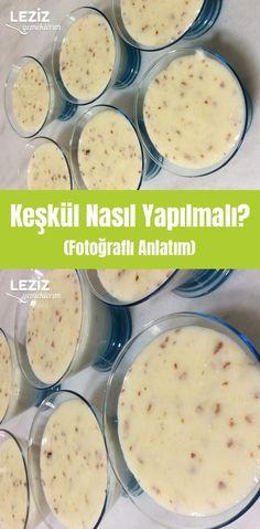 How to Make Külkül? Dinner Recipes, Dessert Recipes, Wie Macht Man, Cheeseburger Chowder, Food And Drink, Soup, Cookies, Sweet, Snakes