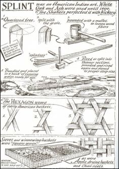 Antique Woodworking Tools, Green Woodworking, Antique Tools, Old Tools, Vintage Tools, Woodworking Plans, Woodworking Projects, Survival Life Hacks, Survival Skills