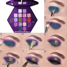 do eyeshadow makeup makeup lessons makeup tutorial fo. do eyeshadow makeup makeup lessons makeup tutorial for brown eyes makeup brands mak Makeup Eye Looks, Eye Makeup Steps, Love Makeup, Makeup Kit, Makeup Guide, Makeup Ideas, Jeffree Star Eyeshadow, Jeffree Star Palette, Golden Eyeshadow