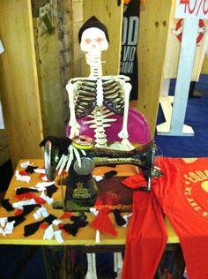 Spooky tailor