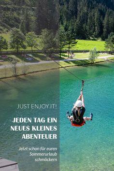 Jetzt schon mal für euren Sommerurlaub schmöckern Summer Vacations, Adventure, Friends, Landscape, Nature