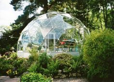 Encountered solardome in hostel garden on Isle of Skye years ago, & vowed that one day...