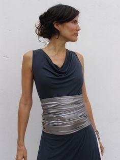 1848fd7fe7d Dual purpose belly band - tube-lycra waistband strapless top mini skirt-  Maternity sash-Elastic band