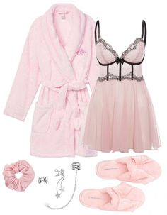 Lazy Day Outfits, Girly Outfits, Chic Outfits, Kpop Fashion Outfits, Stage Outfits, Womens Fashion, Cute Sleepwear, Bts Inspired Outfits, Pajama Outfits