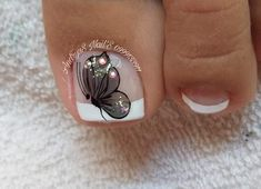 Toe Nail Art, Toe Nails, Manicure, Roxy, Nail Designs, Christmas Manicure, Nail Art, Art Nails, Nail Ideas