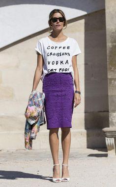 Photoboard: inspirações de looks bacanas com t-shirts!