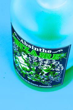 New Absinthe Bizarre from the Val-de-Travers. Prepared following an ancient and unique recipe with plants native to the Val-de-Travers region. Cabaret Bizarre presents an Absinthe extravaganza that takes you to the edge of conventional existence, into a world of mystique, enchantment, jeopardy and thrill. Where dark fantasies become reality. Be enchanted by the bizarre Swiss seductress!  www.absinthedistribution.ch