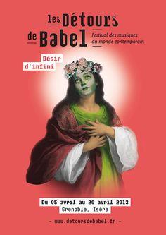 © studiobambam 2013 - les Détours de Babel - Projets non retenu
