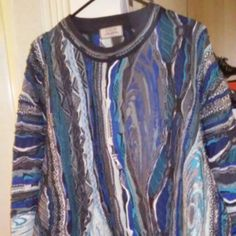 f66db29d6eff Mens Coogi Cyclone Sweater Worn 1 time, flawless condition, have it in  origial bag