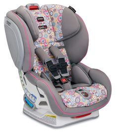 Britax Advocate 2016 CT ClickTight Convertible Car Seat Limelight New!!