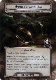 Bilbo's Magic Ring