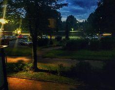 Oletteko huomanneet! Illat on jo pimeitä...  #t #fb