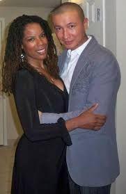 Asian man dating black woman
