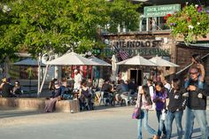 Historic Heinold's First and Last Chance Saloon on Oakland's Jack London Square waterfront. Photo courtesy of Greg Linhares/City of Oakland.