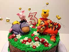 Marie-Pierre: twice a year, I make cakes