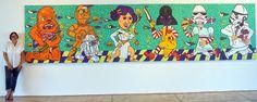 Honys Torres Artista Neo POP: El Imperio ContrAtaca Maturín