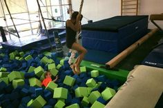 Friday Night Open Gym TNT Gymnastics and Fitness Jacksonville, FL #Kids #Events