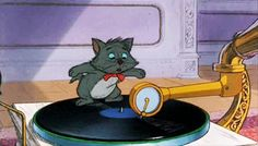Vinyl Passion - The Aristocats, 1970. girlsgonevinyl Thank you.