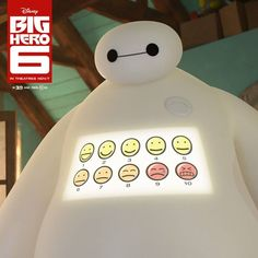 Big Hero 6 Movie Baymax Heal Score - Wallpaper World Walpaper Iphone, Hero Wallpaper, Wallpaper Iphone Disney, Number Wallpaper, Trendy Wallpaper, Bmax Disney, Cute Disney, Disney Movies, Disney Cartoons