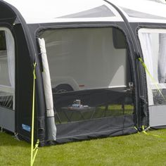 The Kampa Mesh Panel Set is a great add on to your Kampa Air Awning, easy to fit and specifically designed for your Kampa Air Awning Awning Roof, Caravan Awnings, Roof Lines, Hanging Rail, Camping World, Mesh Panel, Accessories Store, Outdoor Gear, Tent