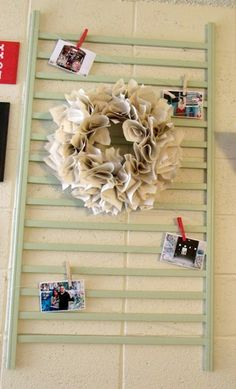 Craftaholics Anonymous® | Reuses and Ideas for Old Cribs - would use way more photos!