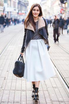 Acne Midi Skirt