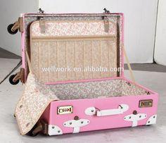 4867da8756 Workwell Handmade Beautiful Pvc Leather Trolley Luggage Bag Kw-l19 - Buy  Beautiful Pvc Luggage