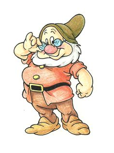 How to Draw Doc from the Seven Dwarfs -- via wikiHow.com