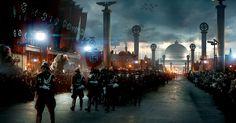 A triumphal celebration in GERMANIA by someone1fy.deviantart.com on @DeviantArt