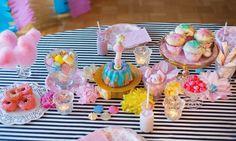 Decorate&Celebrate  #RokokoParty #SweetTables #marieantonette #purim