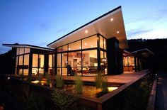 The New Zealand Residence