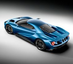 - Spectaculaire nieuwe Ford GT - Manify.nl