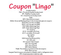 16 Best Couponing Images On Pinterest Coupon Coupons And Extreme