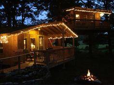 Tree houses, a great alternative vacation!