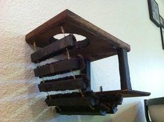 Deluxe double decker cat shelves