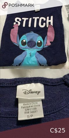 Disney Stitch sweater Brand new never worn from Disney size small super comfortable Disney Sweaters Disney Stitch, Disney Sweaters, Sweaters For Women, Shop My, Brand New, My Favorite Things, Closet, Things To Sell, Armoire