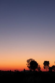 Sunrise at Uluru, Australia