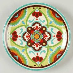 mexican salad plate