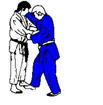 Ushiro-goshi: Rear throw